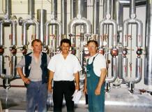 Veszprém-Összeszerelő üzem